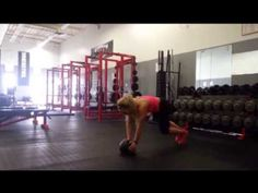 5 Minute Slam Ball HIIT - YouTube