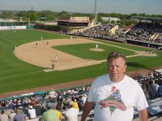 Joker Marchant Stadium, Lakeland, Florida. Spring training home of the Detroit Tigers. ... 2005