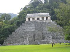 Mexican Mayan Ruins