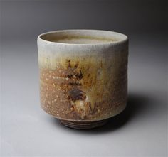 Wood Fired Tea Bowl Yunomi by JohnMcCoyPottery on Etsy, $45.00