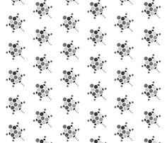 turtles fabric by my_m_co on Spoonflower - custom fabric