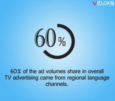 The overall ad volume on regional language channels has soared since the end of the 3rd quarter while compared to the previous quarter during the lockdown. Make your advertise on TV today...... To publish your brand across PAN INDIA we've got every type of media to reach you to a large audience. . Select any option that you want to publish your ad according to your niche requirement. We made media buying easy. Visit - Online Marketing Services, Best Digital Marketing Company, Social Media Marketing, Reputation Management, Tv Ads, Lead Generation, Digital Media, Regional, Language