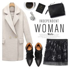"""Independet woman"" by punnky ❤ liked on Polyvore featuring Banana Republic"