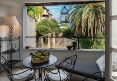 A boutique château on the French Riviera, with sea views, suite options and wine for longer stays