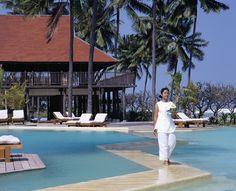 Evason, Six Senses Hotel, Hua Hin, Thailand