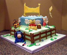 Winnie the Pooh Cake | Flickr - Photo Sharing!