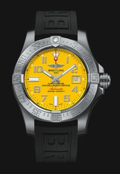 ff97b76f47b My Breitling made to measure - Breitling Avenger II Seawolf - Mechanical  diver s watch