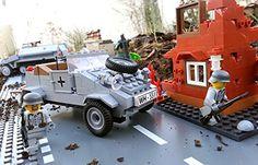 Modbrix 5511 - 200-teiliges Bausteine Set, VW Kübelwagen Typ 82 mit Lego© Wehrmacht Soldaten inkl. Häuserruine Diorama Brigamo http://www.amazon.de/dp/B00RZV5GI8/ref=cm_sw_r_pi_dp_S8bjvb0KSEN5V