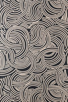 Farrow & Ball – Papier peint tourbillon – Vignette 0