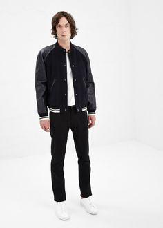 A.P.C. Teddy Kenickie Jacket (Dark Navy)