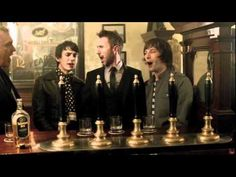 I absolutely love this song! My dream is to see Irish men sing in a pub :)