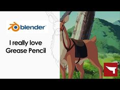 (11) Blender Grease Pencil works | Blender 2.8 / 2.9 - YouTube Grease, My Works, Pencil, Youtube, Shoe Polish, Greece