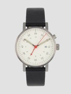 To know more about VOID alarm by David Ericsson at Dezeen Watch Store, visit Sumally, a social network that gathers together all the wanted things in the world! Cool Watches, Watches For Men, White Watches, Men's Watches, Simple Watches, Dezeen Watch Store, Perfume, Cool Stuff, Stuff To Buy