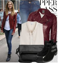 """""""Love on a train"""" by drinaz on Polyvore"""