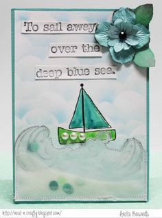 card by Anita Bownds http://neat-n-crafty.blogspot.com.au/2014/03/deep-blue-sea-card-susan-k-weckesser-dt.html