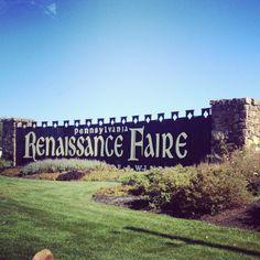 Pennsylvania Renaissance Faire in Manheim, PA