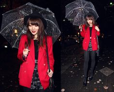 Flaming in the night (by Ivy Xu) http://lookbook.nu/look/4156974-flaming-in-the-night