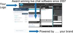 """Start your own live chat business with Promptchat's white label chat server"""" , """"one time small investment to start a branded live chat software business within a week  http://promptchat.com/solutions/white-label-chat-server"""