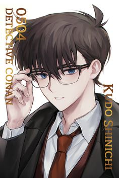 Real Anime, Anime Guys, Manga Anime, Detective Conan Shinichi, Anime Korea, Kaito Kuroba, Detektif Conan, Cartoon Girl Images, Detective Conan Wallpapers