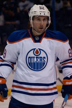 Sam Gagner - Edmonton Oilers