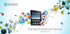 TechnoScore offers cost-effective iPad app development services, as part of which we create engaging and functional iPad applications. We have a skilled team of iOS developers for development, testing and deployment of iOS applications for iPad. #iPadAppDevelopmentServices #iPadAppDevelopment