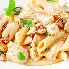 Penne, Feta, Potato Salad, Food And Drink, Potatoes, Ethnic Recipes, Fit Foods, Fitness Foods, Food Food