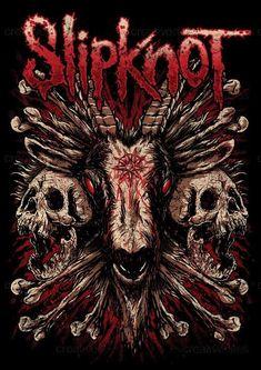 Slipknot Merchandise Graphic by Yvdharest Heavy Metal Art, Heavy Metal Bands, Muro Rock, Slipknot Band, Metal Band Logos, Rock Y Metal, Hardcore Music, Rock Band Posters, Band Wallpapers