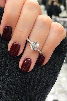 Eg /_ Elegant Finger Ring Opal Edelstein Ewigkeitsring Damen Hochzeit Ring Dreame