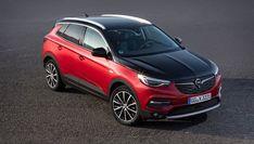 Opel Grandland X Hybrid4: il SUV ibrido è pronto al debutto - Motori.it