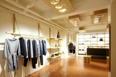 A.P.C. store, London – UK