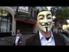 Anonymous. Historia haktywizmu 2012 - YouTube