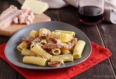 Pasta alla gricia Dulcisss in forno by Leyla