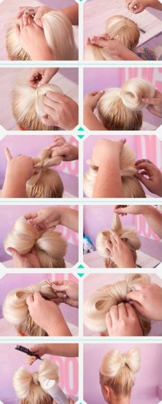 Easy DIY Hairstyles for Medium and Long Hair1 (62)