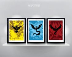 High quality graphic prints by MixPosters on Etsy