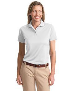 Ladies Blend Shirt - Buy wholesale port authority ladies bamboo blend pique sport shirt at Gotapparel.com.