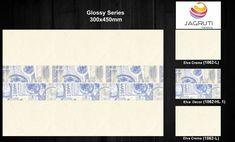 desinge no.1862 glossy series size-300x450mm more info.visit our website. www.jagrutimarketing.com mo no.9712965714 #walltiles #digitalwalltiles #bathroomtiles #sanitaryware Wall Tiles Design, Room Tiles, Marketing, Website