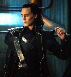 He has cheekbones of doom | Reasons Why Loki Is The God Of Your Dreams