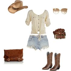 Country Livin, created by zahraghit on Polyvore