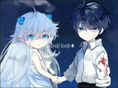 Lu and ciel (elsword)