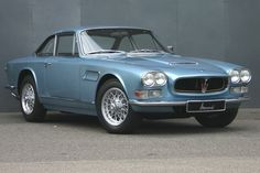 Looking for the Maserati of your dreams? There are currently 9176 Maserati cars as well as thousands of other iconic classic and collectors cars for sale on Classic Driver. Maserati Car, Bugatti, Ferrari, Maserati 3200, Classic Sports Cars, Classic Cars, Velo Design, Automobile, Lamborghini Gallardo