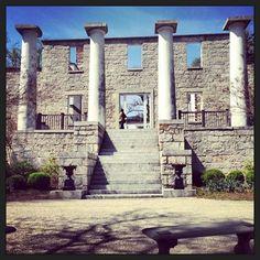 Patapsco Female Institute in Ellicott City, MD