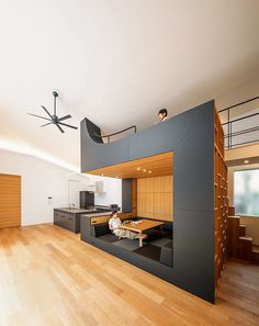 Modern House by seki.design 2019 Modern House by seki.design HomeAdore The post Modern House by seki.design 2019 appeared first on House ideas. Home Room Design, Tiny House Design, Modern House Design, Modern Houses, Room Interior, Interior Design Living Room, Interior Decorating, Decorating Ideas, Mawa Design
