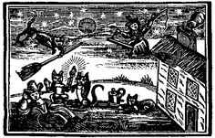 Medieval Images – Witches | You're History!