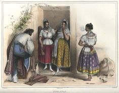 Carlos Nebel. 1836.
