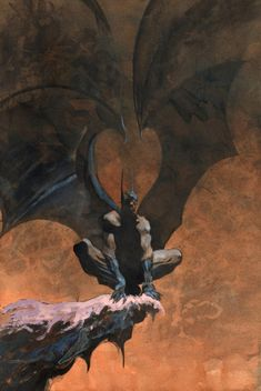 Batman, George Pratt.