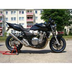 MotoGP Megacone Honda CB 1300 03- Slip on Road Legal/EEC/ABE homologa