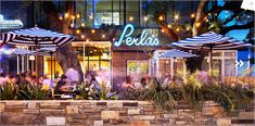 Perla's, yet another gem on South Congress. #sxsw