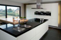 Realisaties Design Keukens. Bewonder hier de realisaties design keukens van de keuken ontwerp divisie van Gopa Keukens.