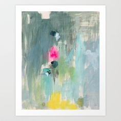 light fog Art Print by Belinda Marshall - $40.00