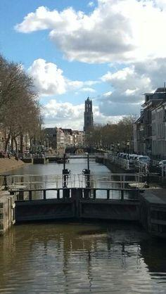Utrecht by g. van wakeren